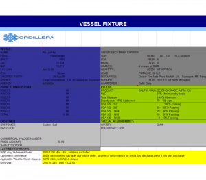 CMCTMP Analysis Document: Vessel Fixture