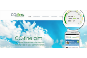 eGreen: CO2 Tachometer concept