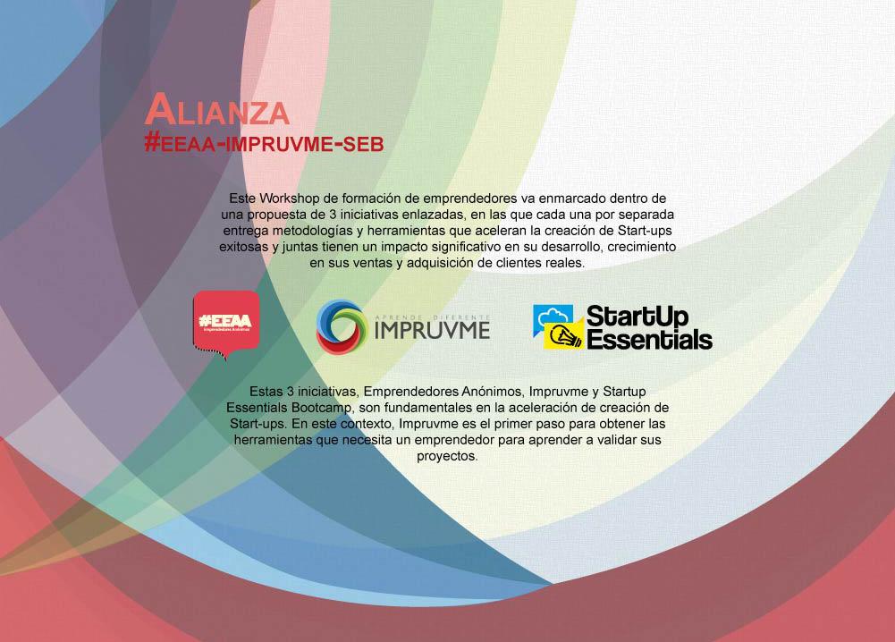 Impruvme: Website Screenshot alliances