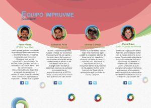 Impruvme: Website Screenshot team